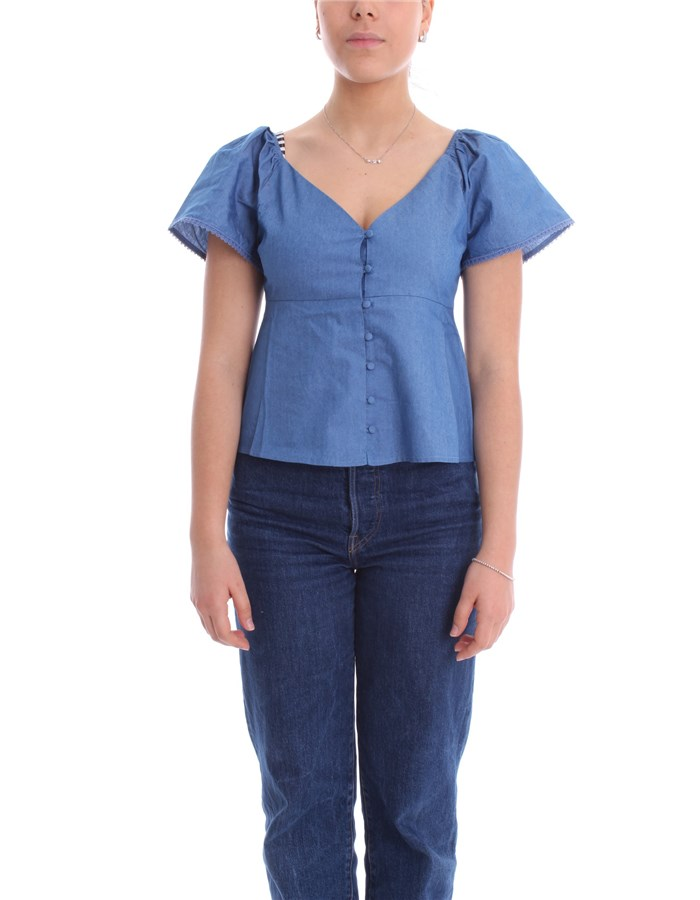 MOLLY BRACKEN Top Denim