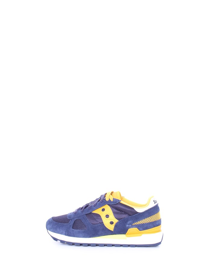 SAUCONY Trainers Yellow blue