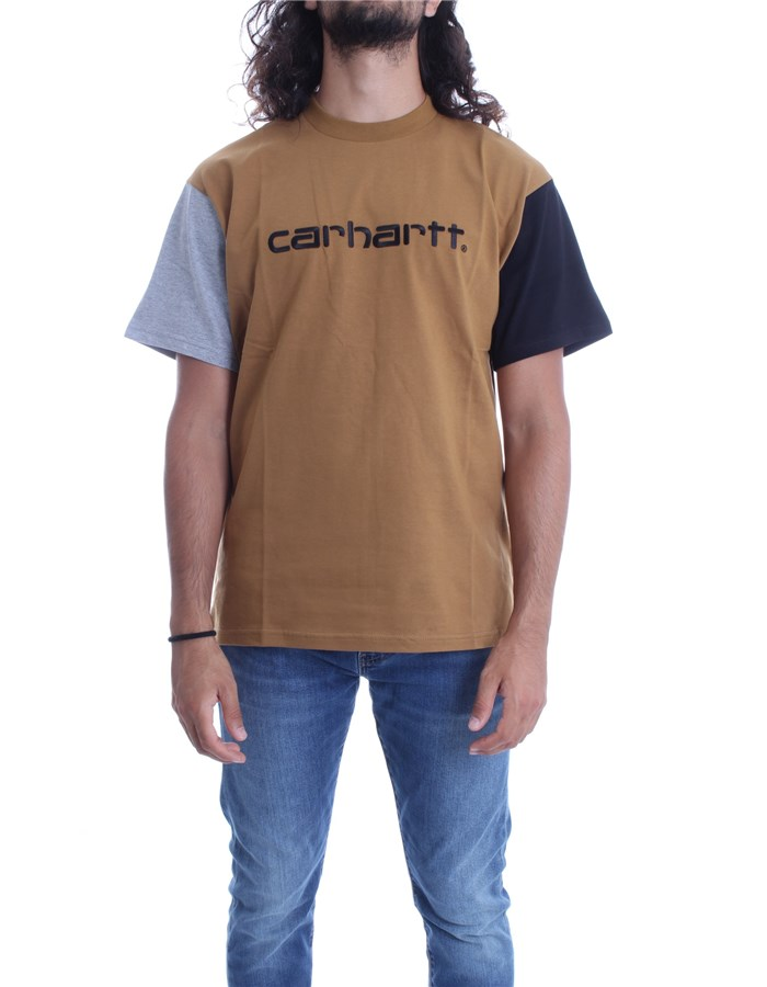 CARHARTT T-shirt Hamilton brown