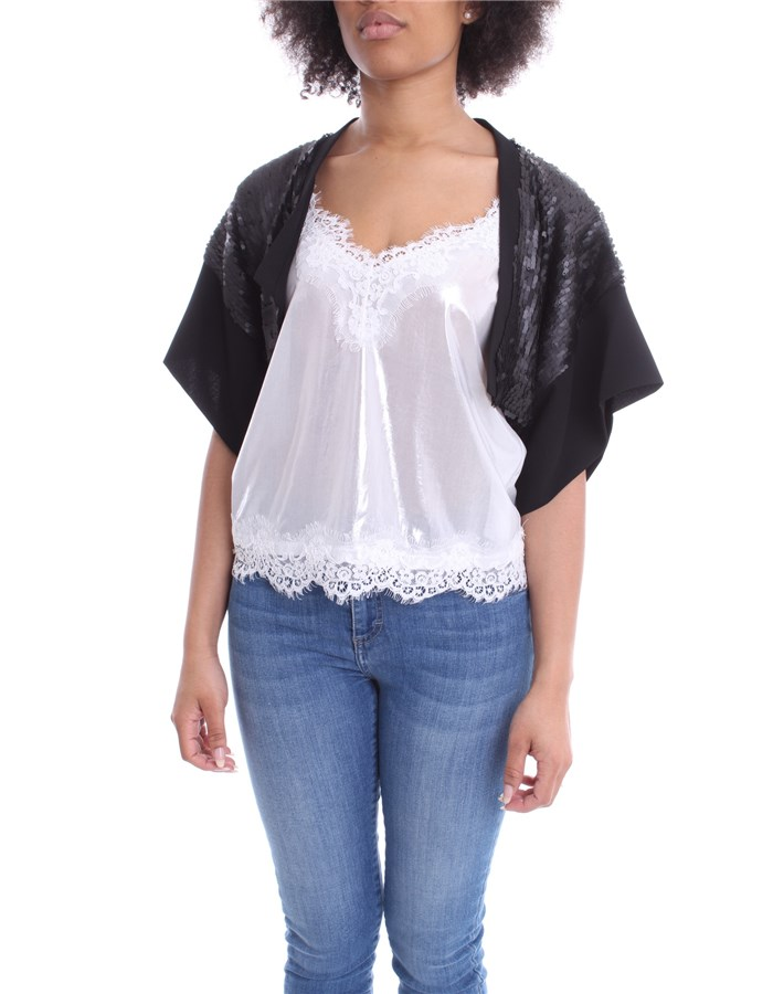 H2O Shawl Black