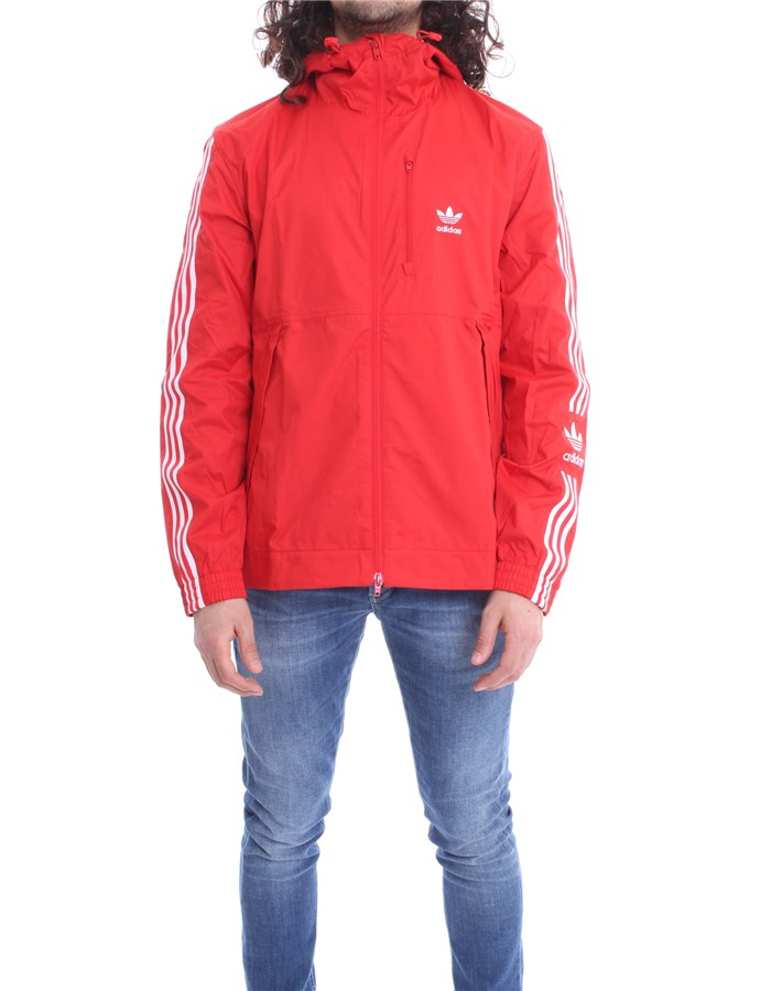 ADIDAS Jacket Red