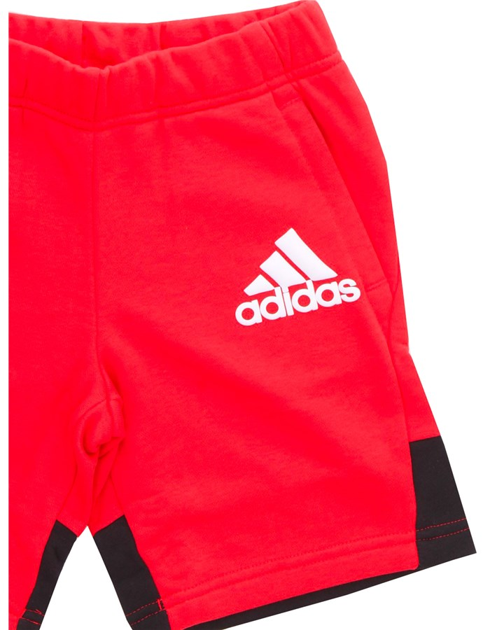 ADIDAS  Sweatshirt red