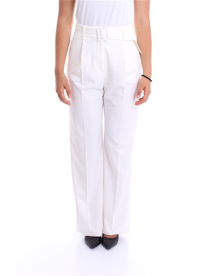 BLUMARINE Pants White