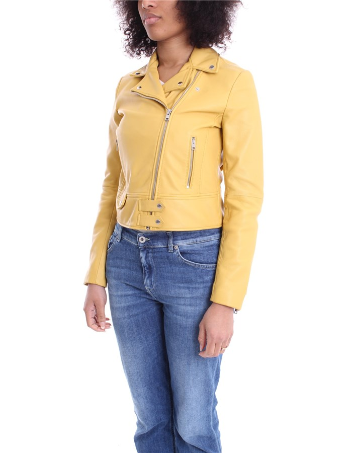 PINKO Jacket Yellow