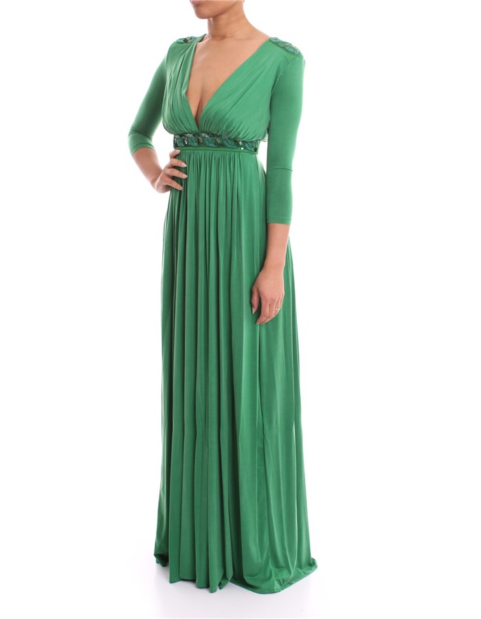 ELISABETTA FRANCHI Dress Mint