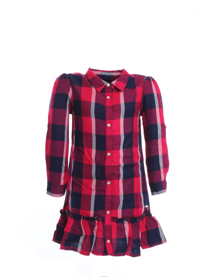 GUESS KIDS Caftans / Shirt Red blue