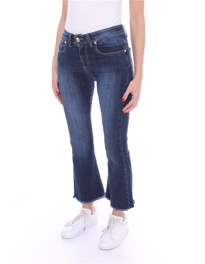 H2O Wide Fund Denim blue