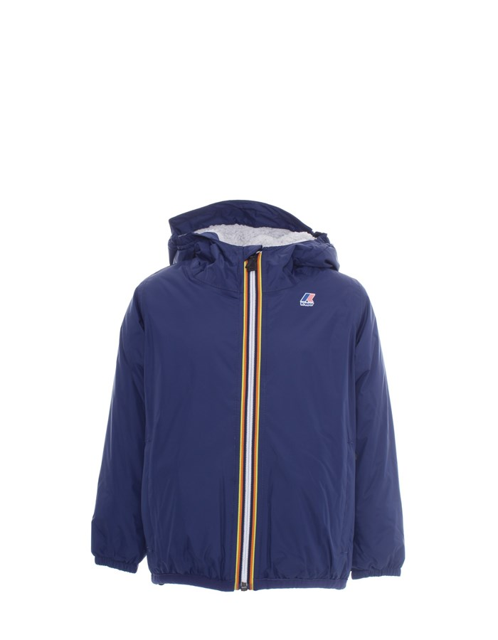 KWAY  Jacket K005DH0 B Blue