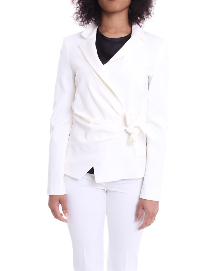 PINKO Jacket White