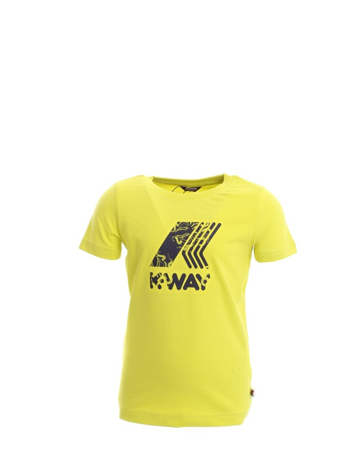 KWAY T-shirt Yellow