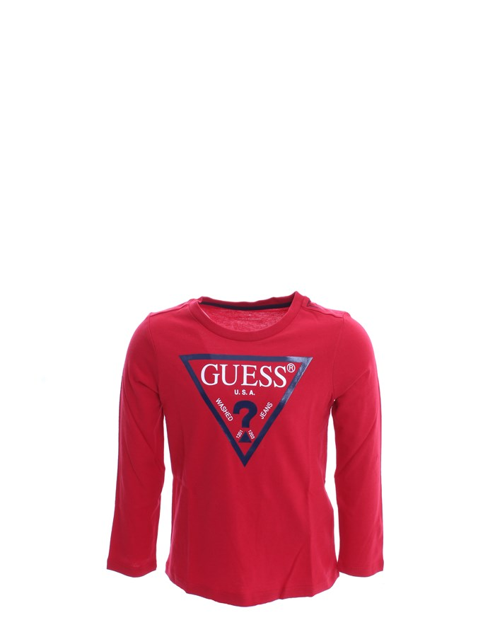 GUESS Long sleeve Red