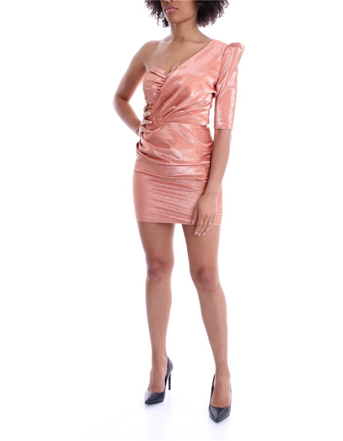 ELISABETTA FRANCHI Dress Grapefruit