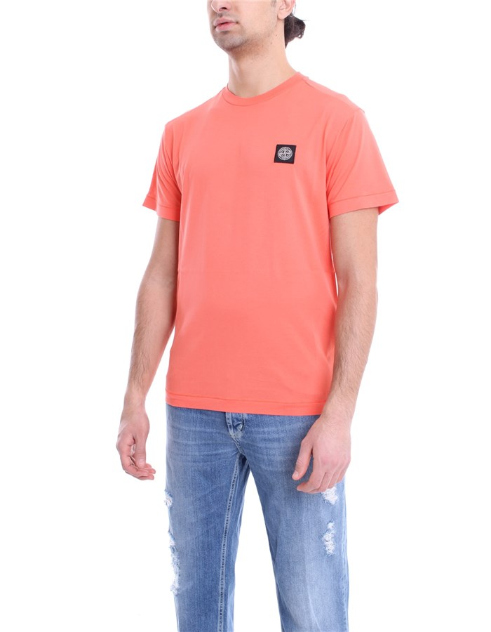 STONE ISLAND T-shirt Lobster