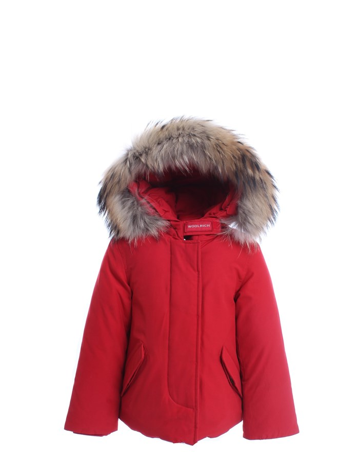 WOOLRICH Jacket Red