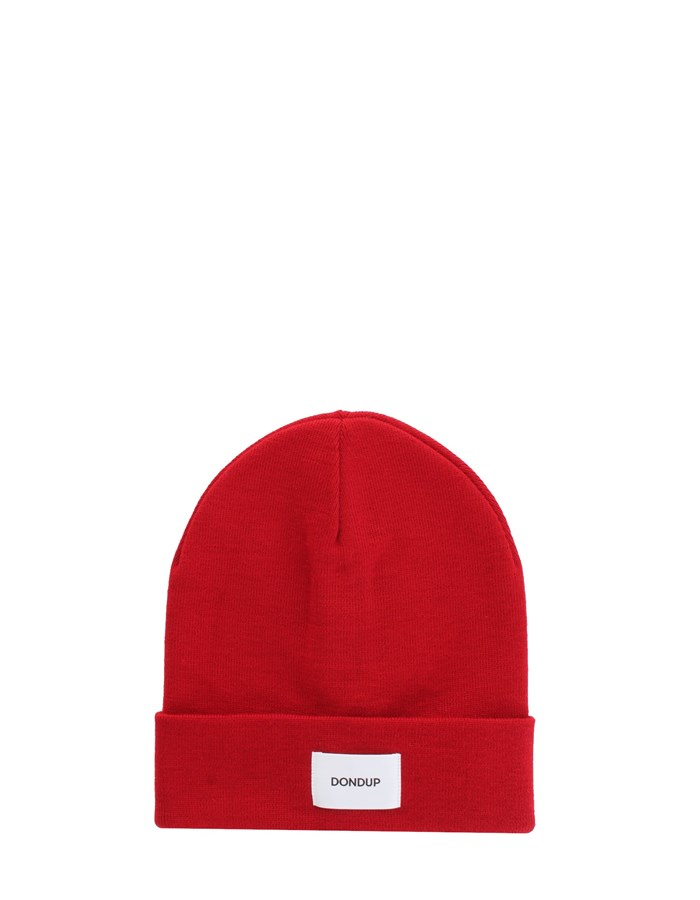 DONDUP Hats Beanie WQ058 Y00474 Red