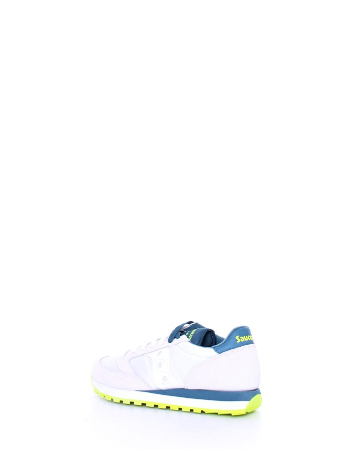 SAUCONY Trainers White green