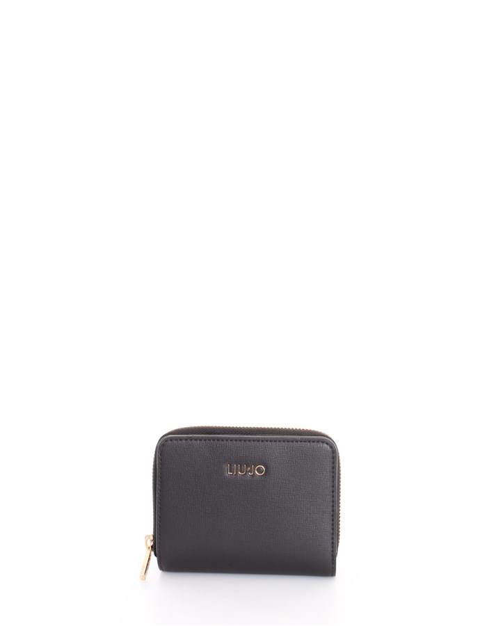 LIU JO Wallets Black