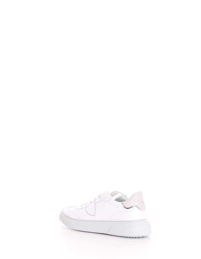 PHILIPPE MODEL Trainers White
