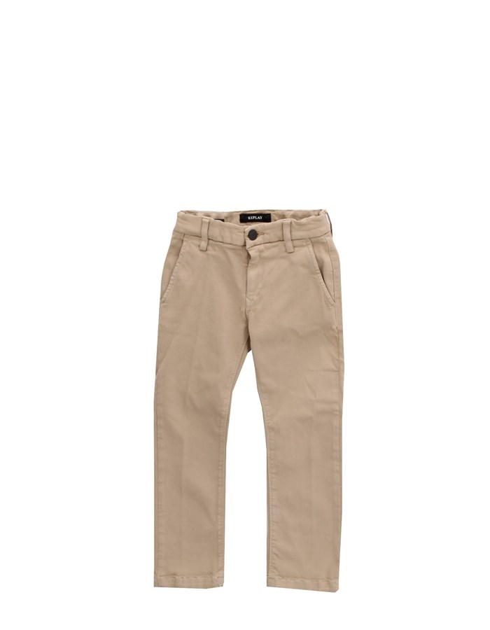 REPLAY  Pants SB9384 Desert