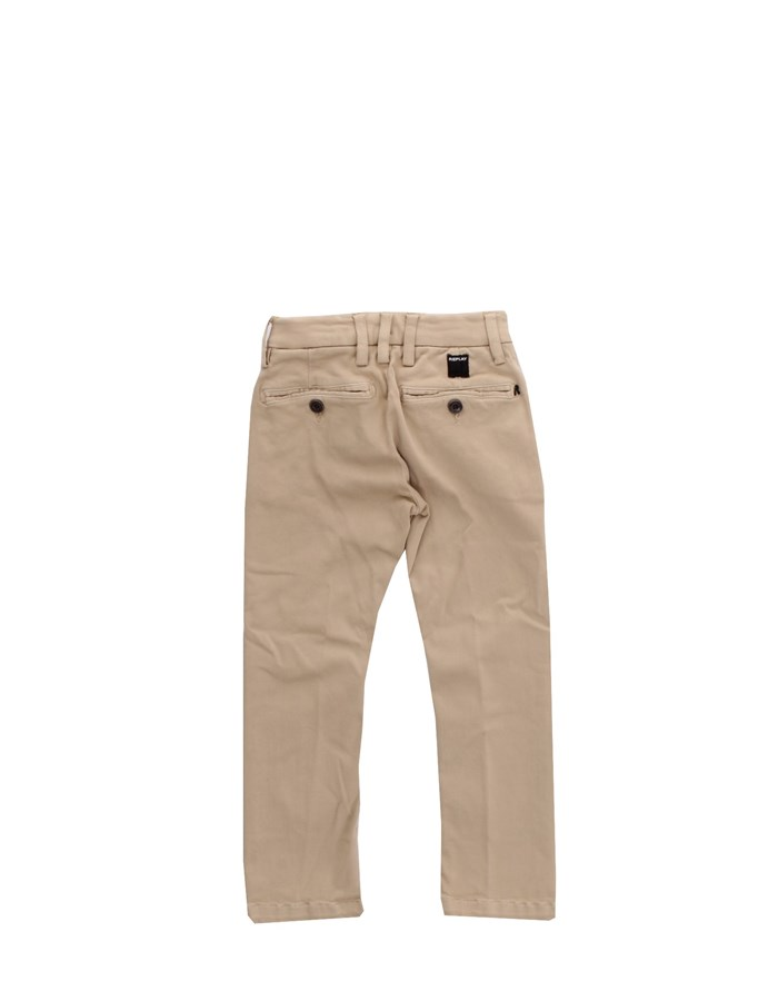 REPLAY Trousers Desert