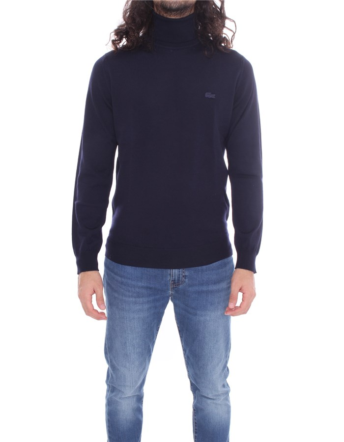 LACOSTE High Neck  Navy blue