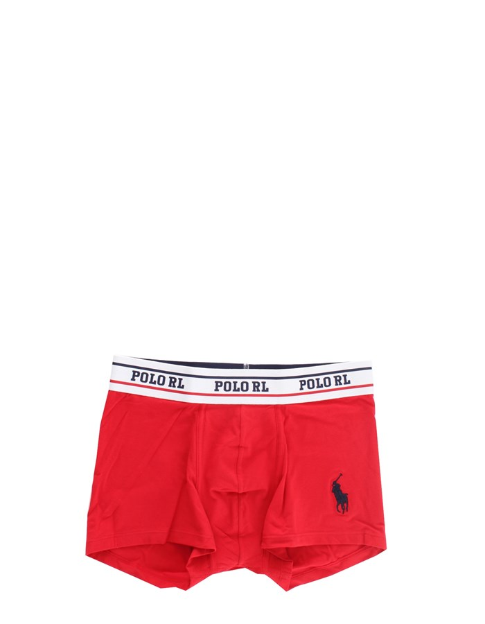 RALPH LAUREN Boxer red