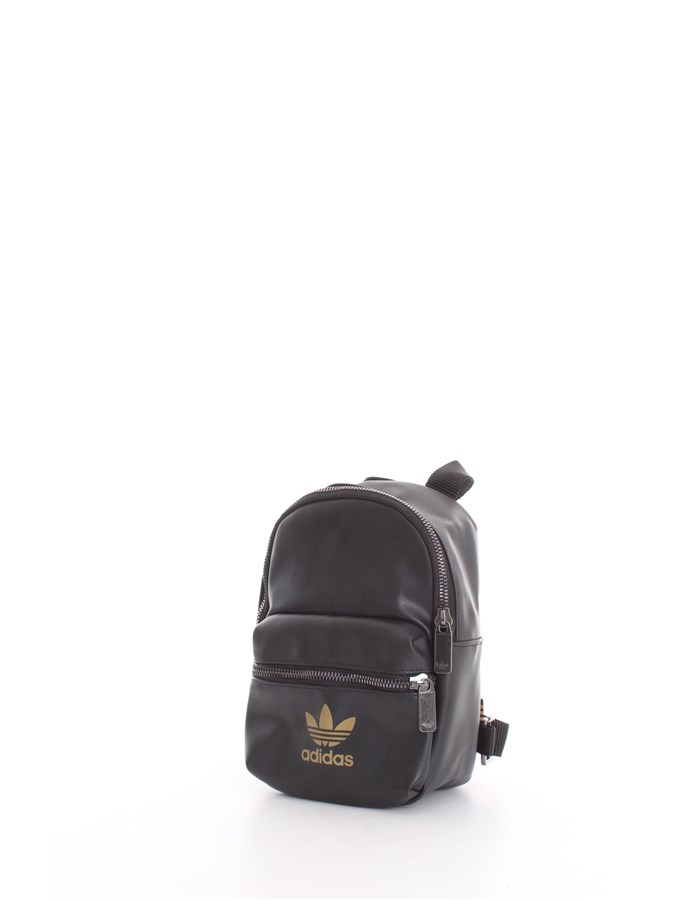 ADIDAS Backpack Black gold