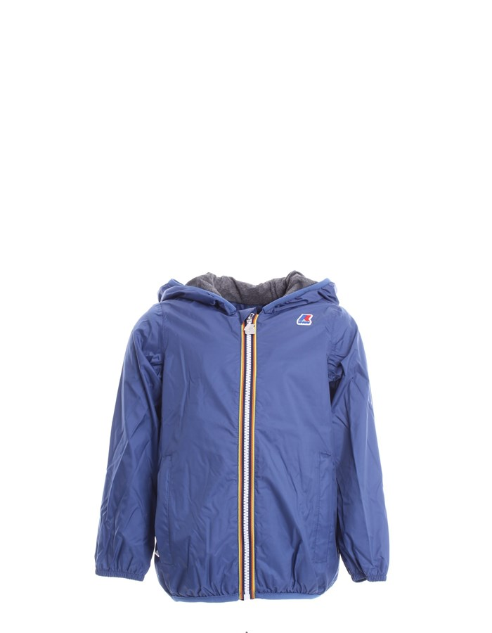 KWAY Coat Riviera blue