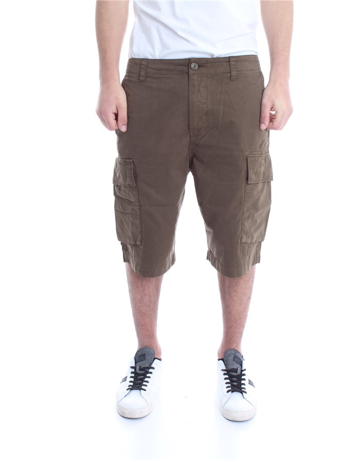 WOOLRICH Shorts Military