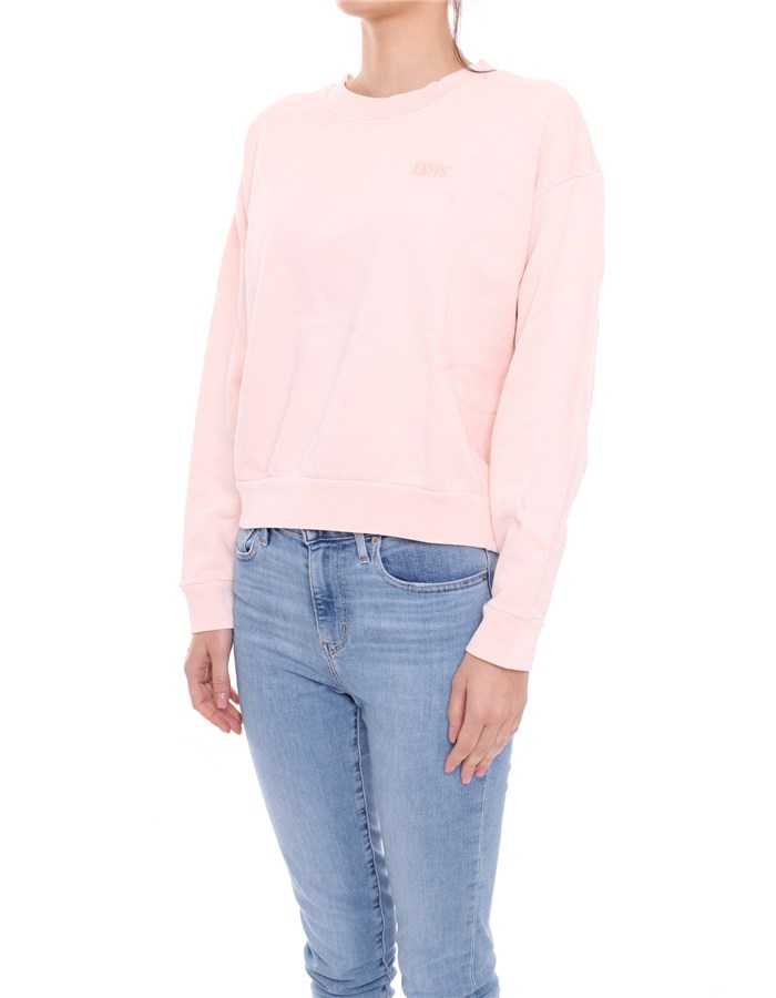 LEVI'S Sweatshirt Rose