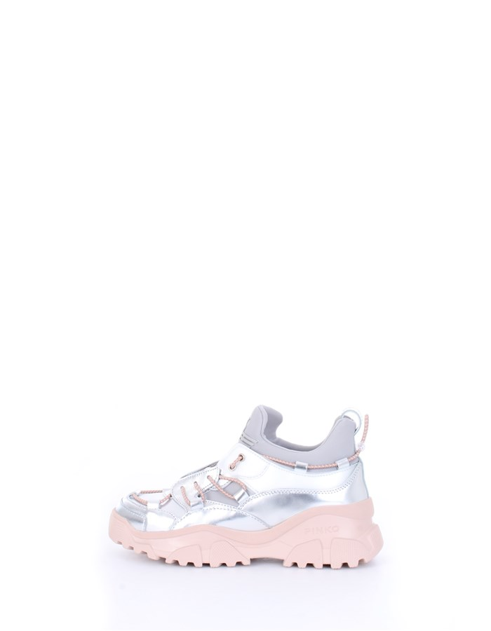 PINKO Trainers Silver
