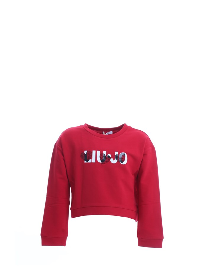 LIU JO Crewneck  Red
