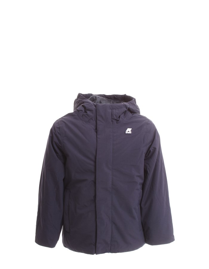KWAY Jacket Maritime blue