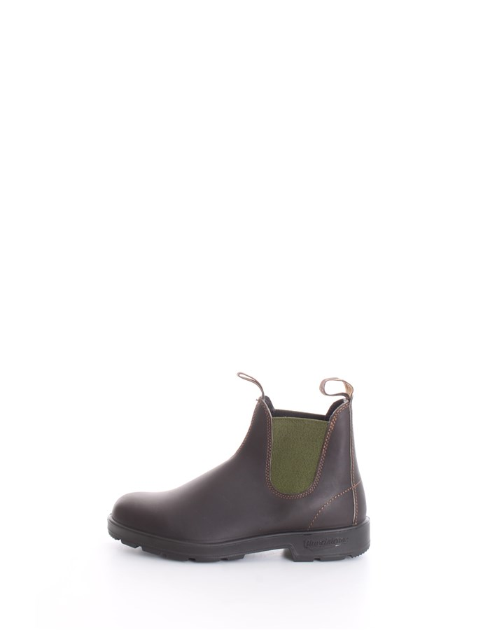 BLUNDSTONE boots Green brown