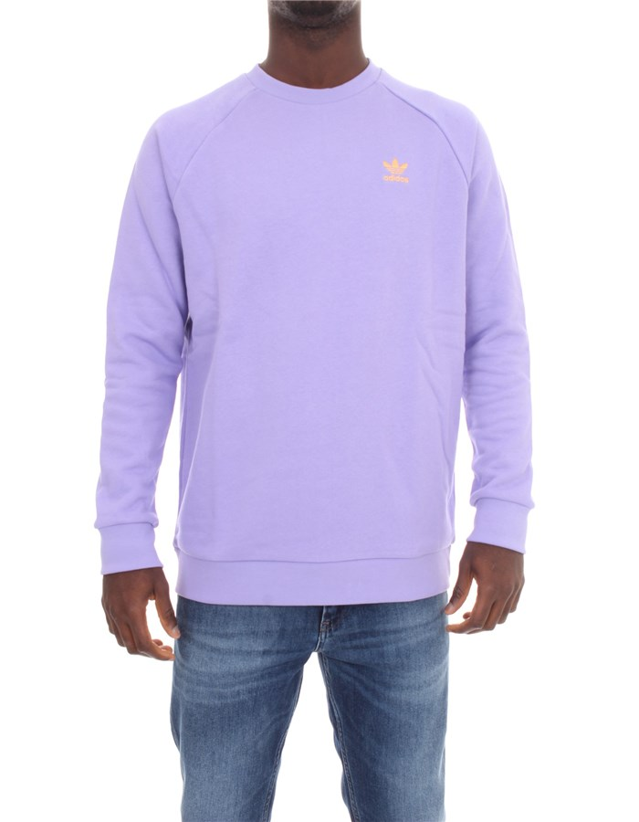 ADIDAS Crewneck  Purple