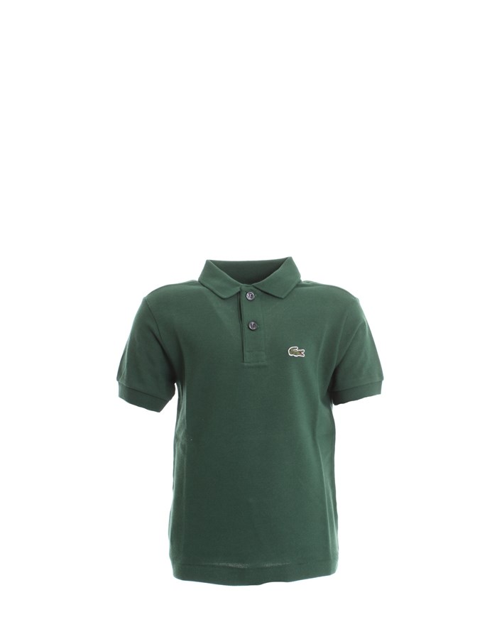 LACOSTE Polo English green