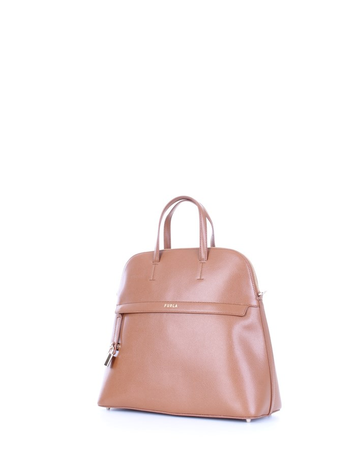 FURLA Bag Cognac
