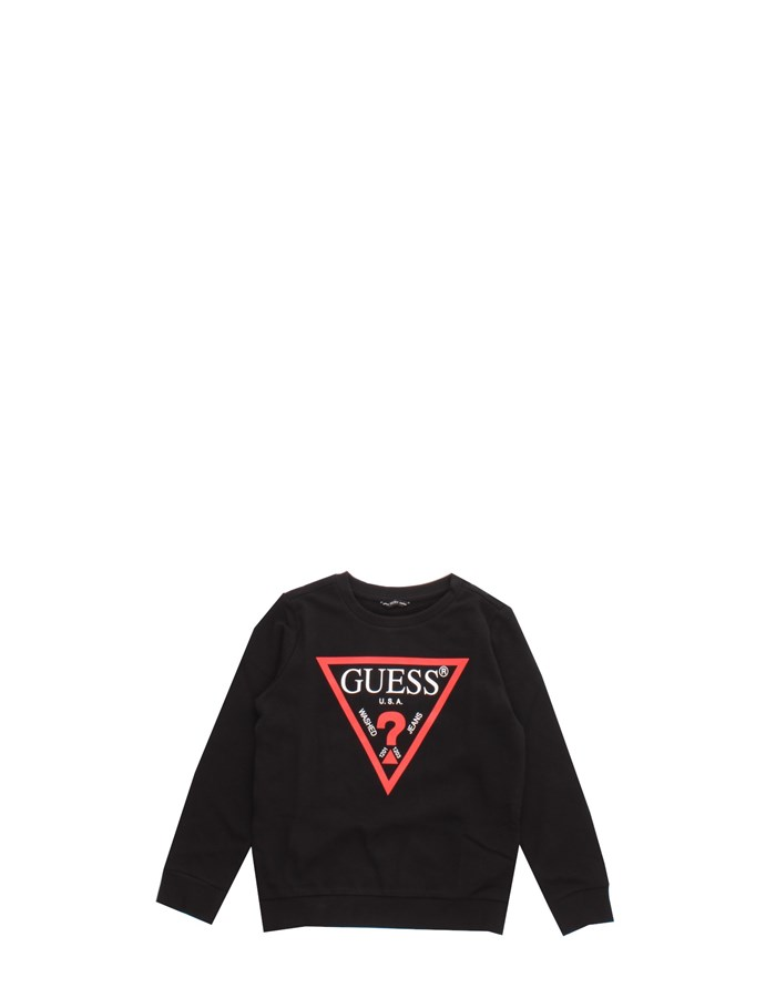 GUESS  Sweatshirt L73Q09K5WK0 Black