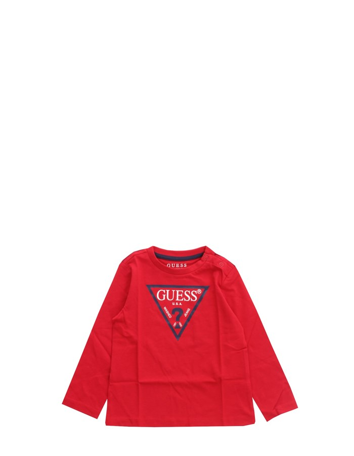 GUESS T-shirt T-shirt I84I09K5M20 Red
