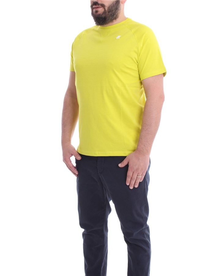 KWAY T-shirt lime