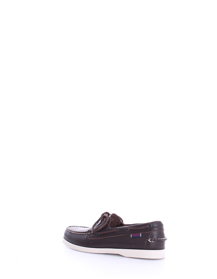 SEBAGO Boat shoes Dark brown