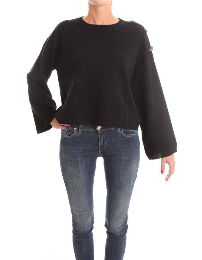 LIU JO Sweater Black