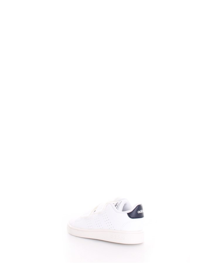 ADIDAS Sneakers Blue white
