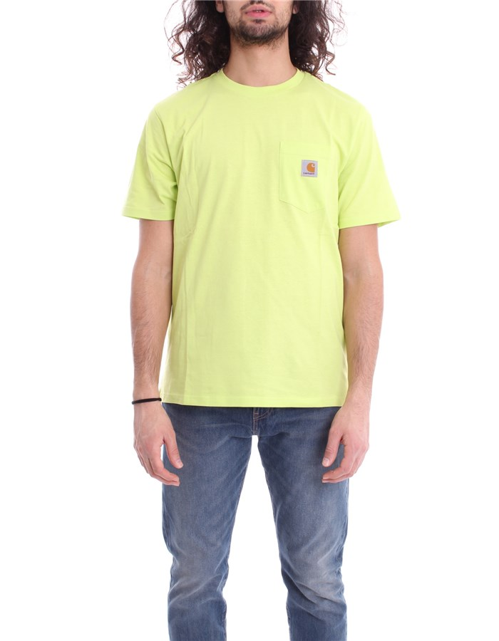 CARHARTT T-SHIRT lime