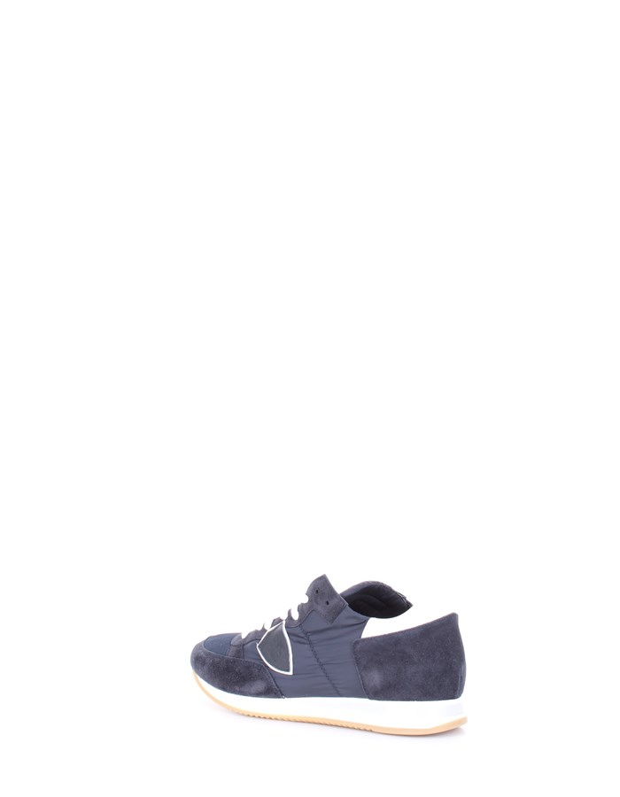 PHILIPPE MODEL Trainers Blue