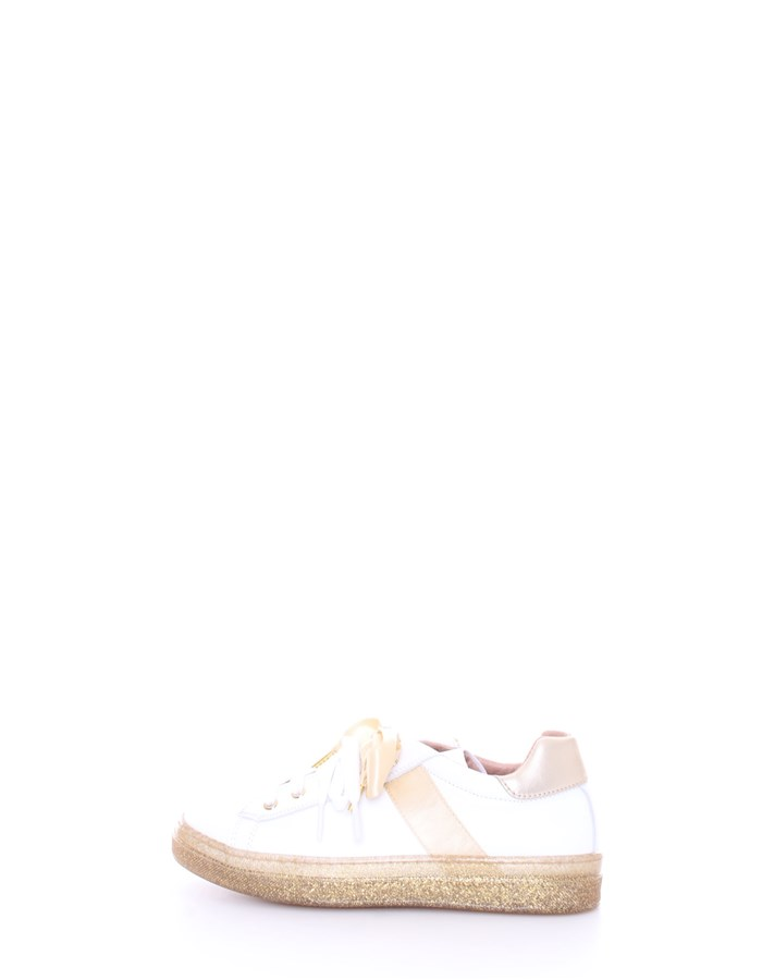 TWIN SET Trainers White