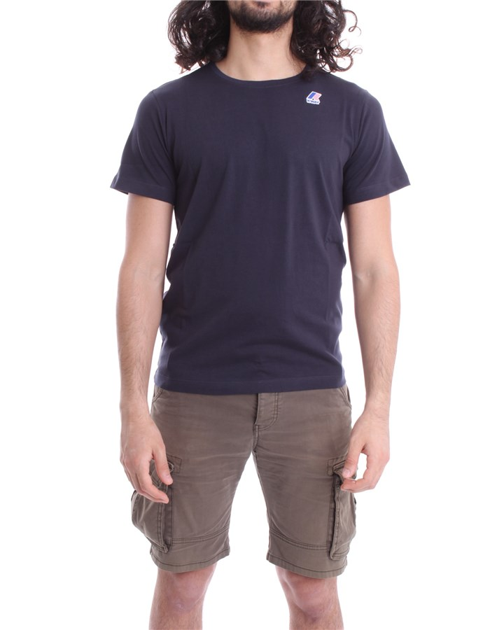 KWAY T-shirt Dark blue