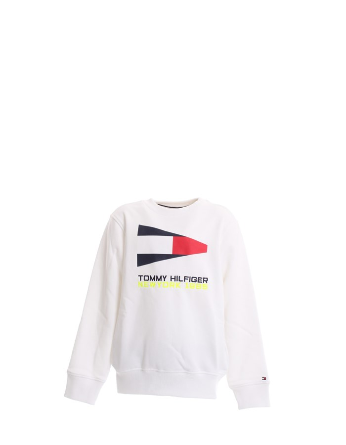 TOMMY HILFIGER Sweat White