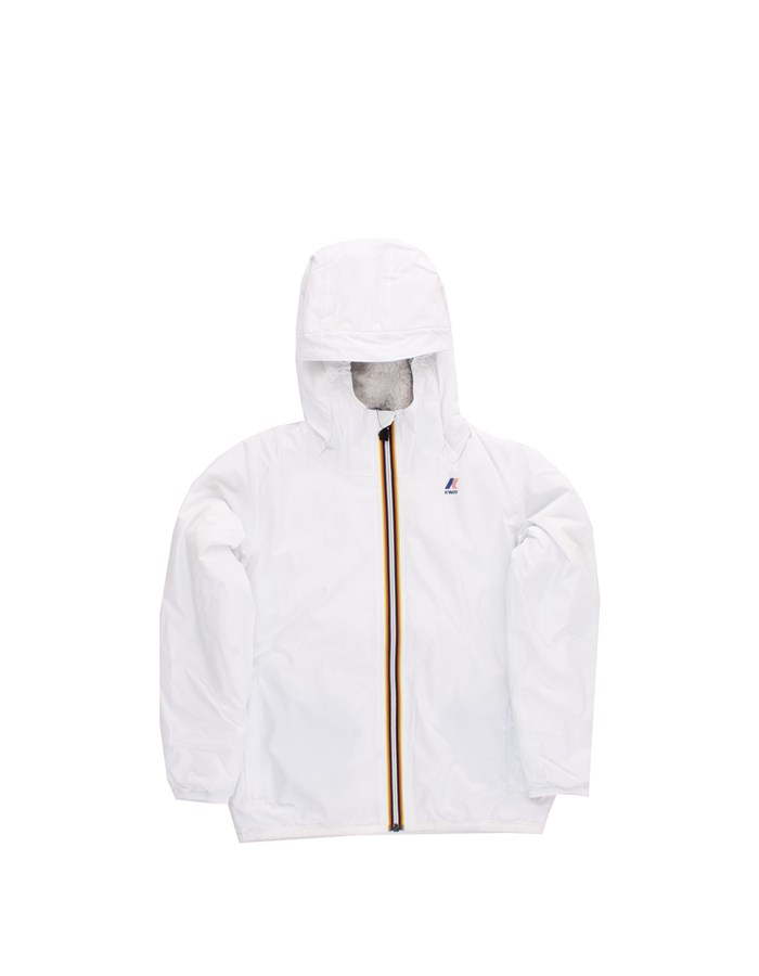 KWAY  Jacket K005DH0 B White