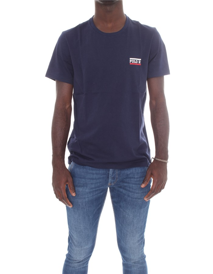 RALPH LAUREN T-shirt Navy